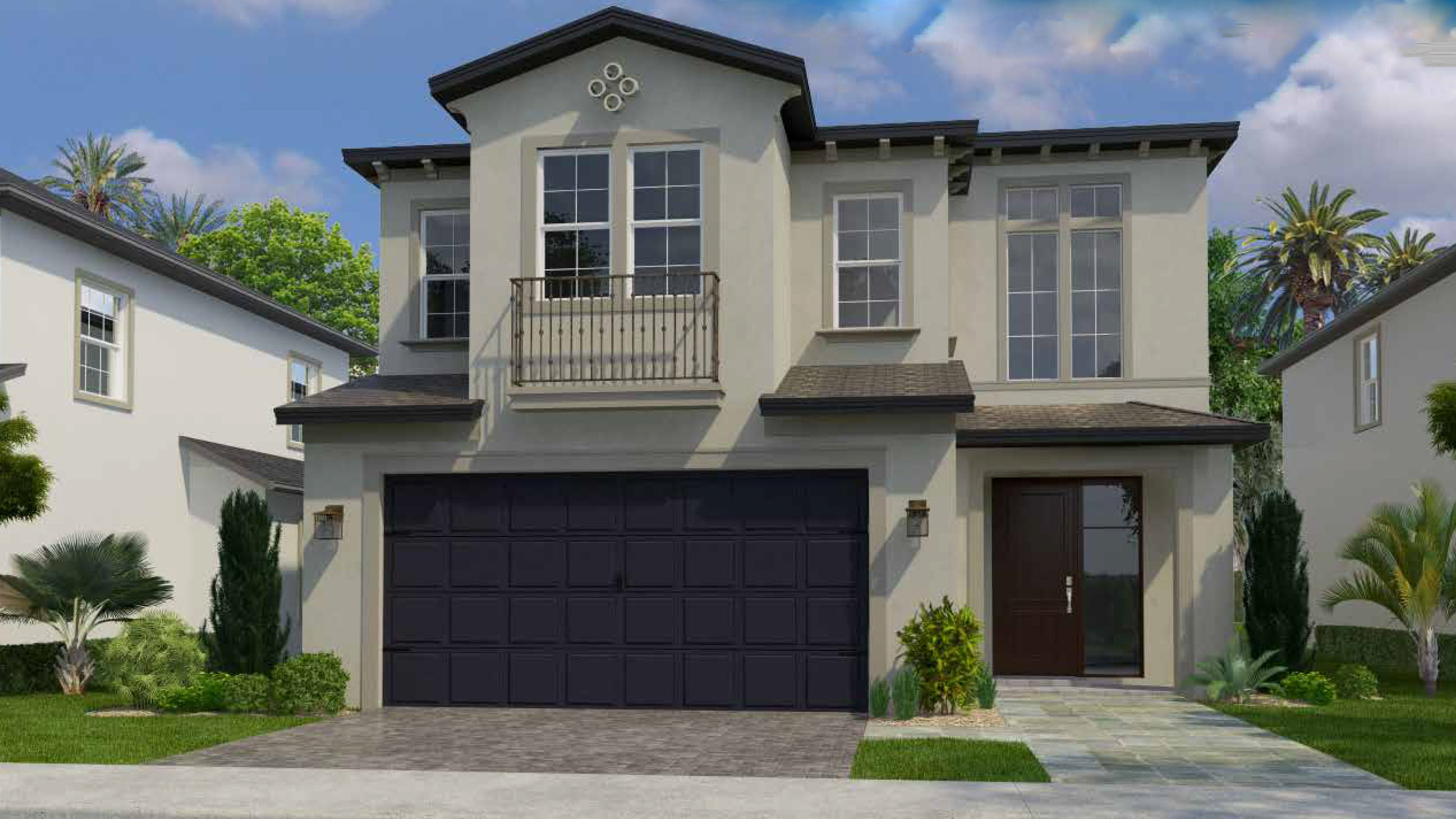 Cantaina Home | Modern Home Designs in Orlando, FL