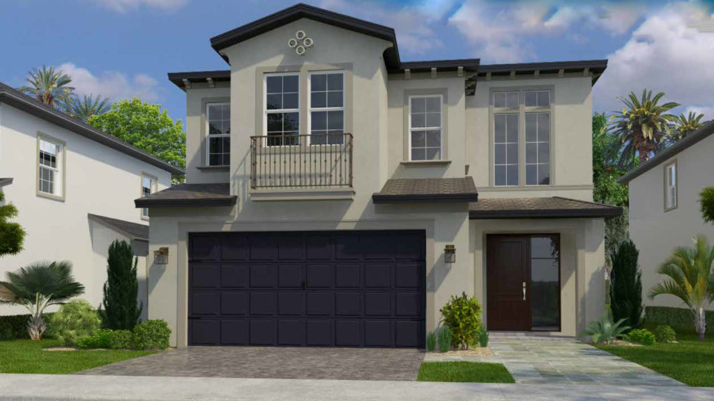 Cantaina Home | Modern Home Designs in Orlando, FL